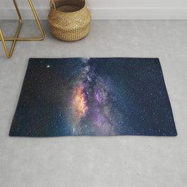 The Milky Way Space Nebula Rug