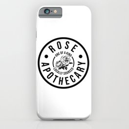 Rose Apothecary. Ew david gift. Rosebud motel iPhone Case