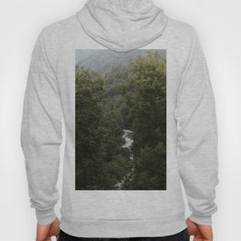 Forest Valley River - Landscape Photography Hoody