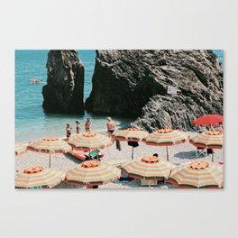 Monterosso Al Mare - Italy Canvas Print