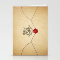 targaryen Stationery Cards featuring HARRY POTTER ENVELOPE by Sophie
