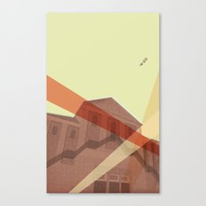 Massey Hall Canvas Print