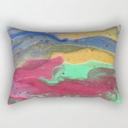 Going against Rectangular Pillow