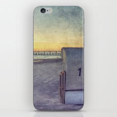 baltic sunrise iPhone & iPod Skin