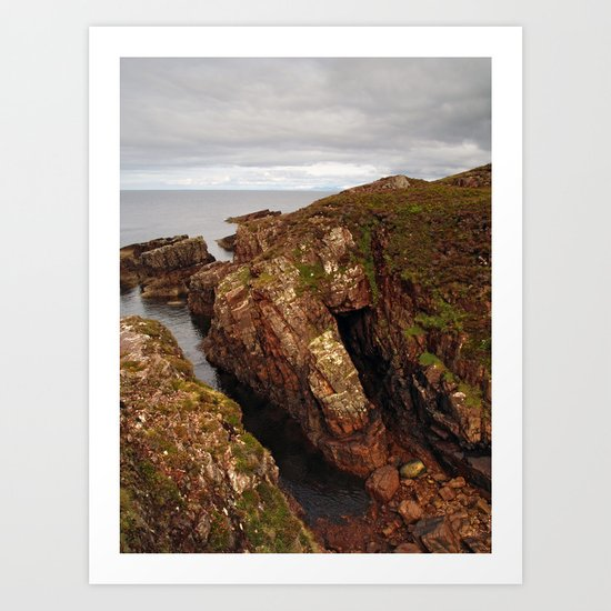 Port An Amaill Art Print