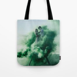 Unclear love Tote Bag
