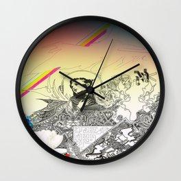 Zlata Praha Wall Clock