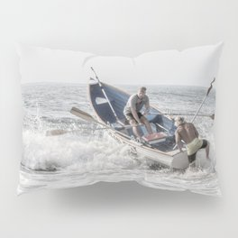 Get a leg up Pillow Sham