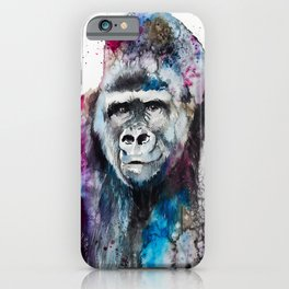 Gorilla iPhone Case