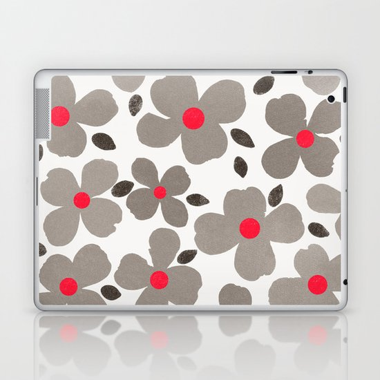 dogwood 10 Laptop & iPad Skin