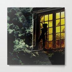 Lost Boy in your Window Metal Print