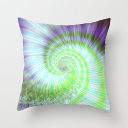 Fractal Abstract 86 Throw Pillow