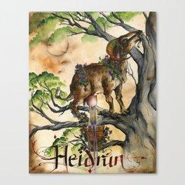 Heidrun Canvas Print