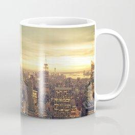 New York Skyline Cityscape Coffee Mug