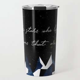 A Court of Mist and Fury Quote Travel Mug