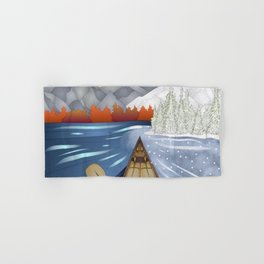 River Journey Hand & Bath Towel
