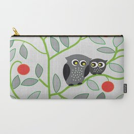 pale owl Carry-All Pouch