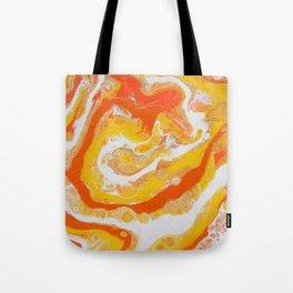 Summer Abstract #2 Tote Bag