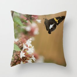 Take Off Throw Pillow