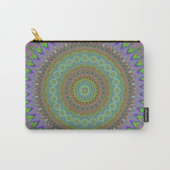 Mandala explosion Carry-All Pouch