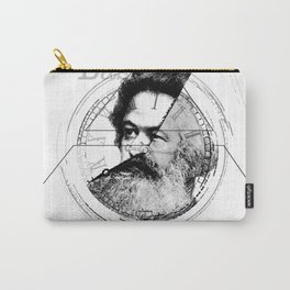 The Time of Marx Carry-All Pouch