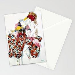 Leon Bakst - La Peri - Digital Remastered Edition Stationery Cards