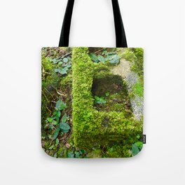Earth's Resilience Tote Bag