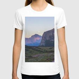 Glacier Moon T-shirt