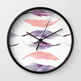 The Quills Wall Clock