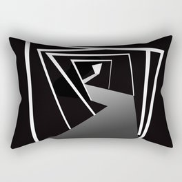 Expressionism Rectangular Pillow