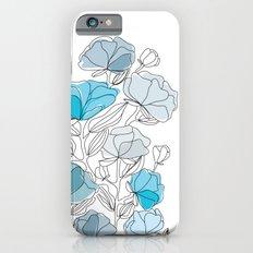 blue perversion iPhone 6s Slim Case