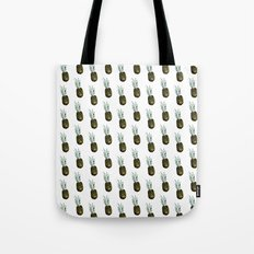 Take my pineapple! Pattern :) Tote Bag