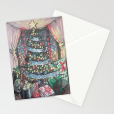 Christmas Morn Stationery Cards
