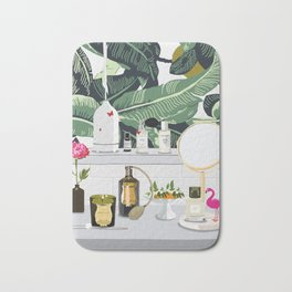 The Fragrance Cabinet Bath Mat