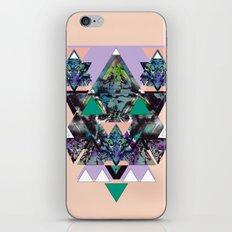 GEOMETRIC MYSTIC CREATURE iPhone & iPod Skin