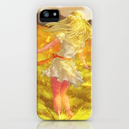 Vagenda Commission #11 (Monori Rogue) iPhone Case