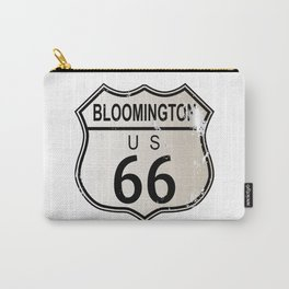 Bloomington Route 66 Carry-All Pouch