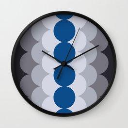 Gradual Lapis Blue Wall Clock