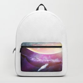 Galactic Whale Backpack