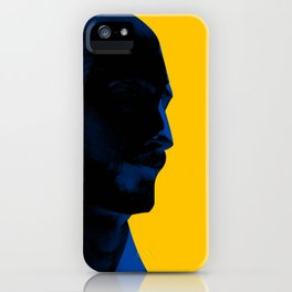 L'homme - electric iPhone Case