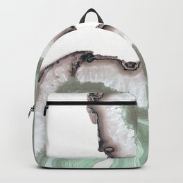 Light Water Agate Backpack