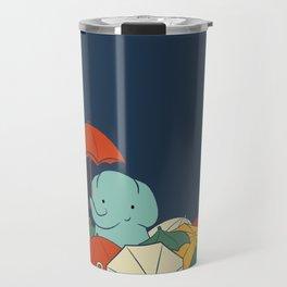 Umbrellaphant Travel Mug