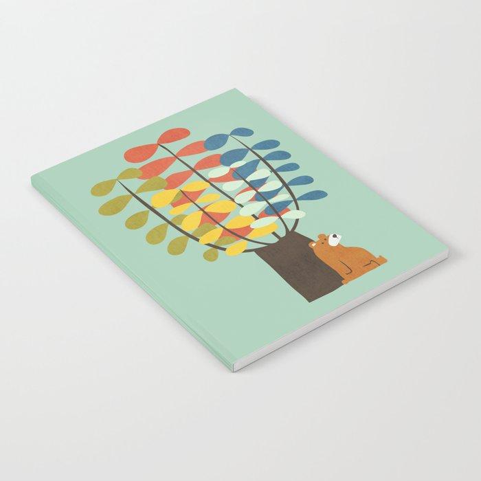 Shady Tree Notebook