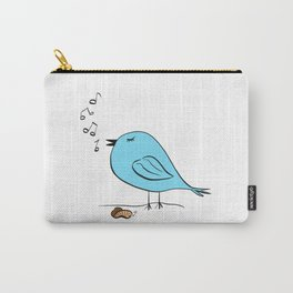 Early Bird Song Carry-All Pouch