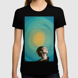 Seeing the Light in an Increasingly Dim World T-shirt