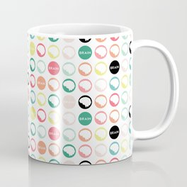 Brain Dots Coffee Mug