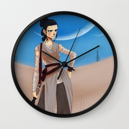 stargirl Wall Clock