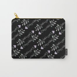 Tribal Arrows Black Carry-All Pouch