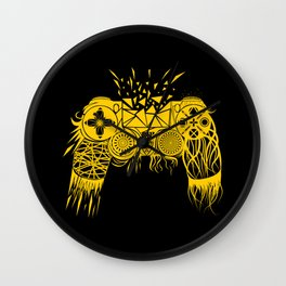 out-of-controller Wall Clock