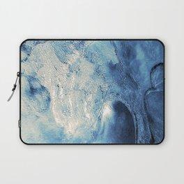 Abalone Blue Laptop Sleeve